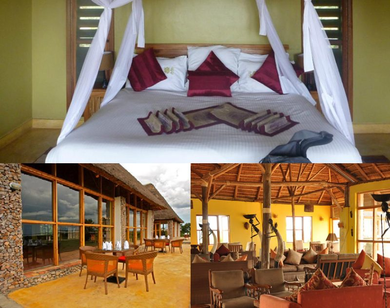 Ihamba Safari Lodge