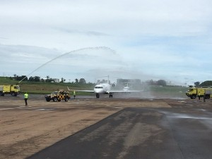 Uganda's first two Bombardier Planes arrive -Uganda Safari News